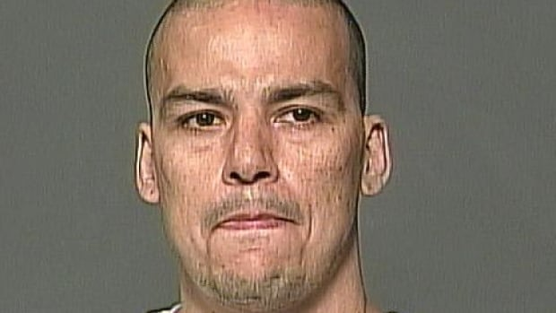 Jason Dean Bercier was arrested Wednesday night in connection to a violent carjacking in Winnipeg.