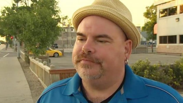 Depression can make you feel so bitterly alone, not only in a crowd but even in the arms of our most cherished people, says Winnipeg comedian Big Daddy Tazz.