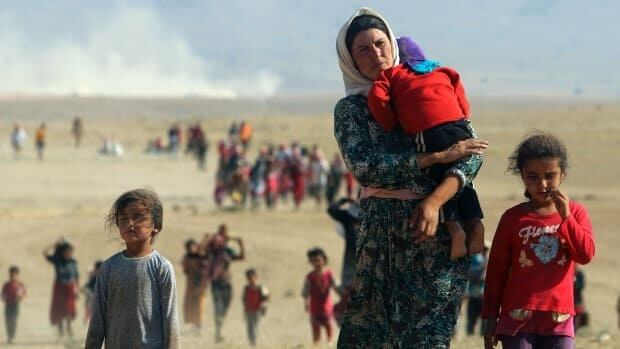 'Highest level' emergency in Iraq