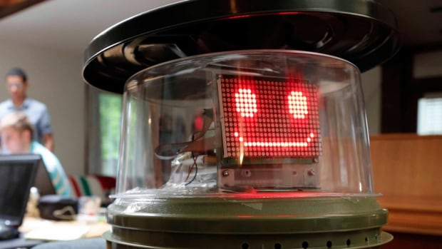 Canada's hitchBOT is scheduled to hitchhike across Germany from Feb. 13 to 22.