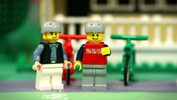 The City of Edmonton has won an international award for its creative LEGO-based safety videos.