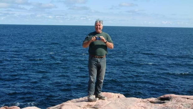 Quebec motorcyclist Francois Brodeur, 55, was reported missing Thursday while travelling south from Pleasant Bay to Ingonish in Nova Scotia.