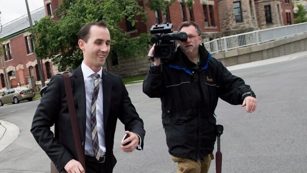 Former Conservative Party staffer Michael Sona could find out today whether he'll go to jail for arranging misleading automated robocalls during the 2011 federal election campaign.