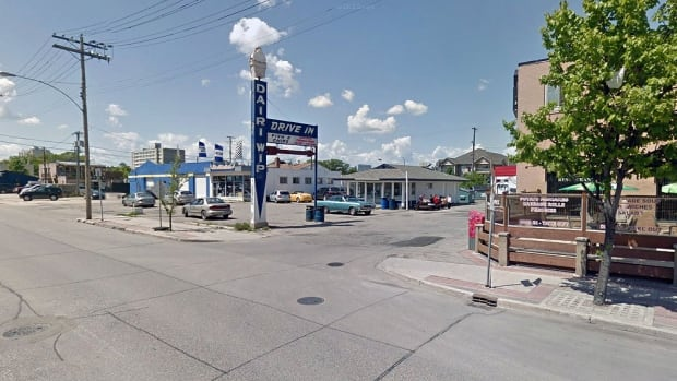 Greek burger joint Dairi-Wip Drive-In has been a fixture in St. Boniface since 1956.