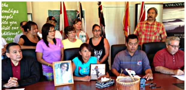 Samantha Paul family press conference - Aug. 12, 2014
