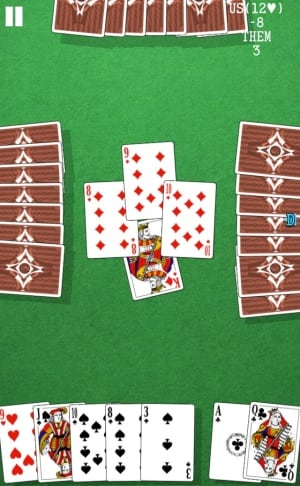 Kaiser card game app