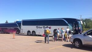 FIFA shuttle from Moncton Coliseum