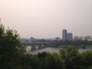 hazy saskatoon