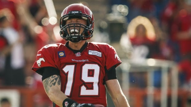 The Calgary Stampeders, and their quarterback Bo Levi Mitchell, are looking to go 6-1 to start the season.