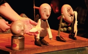 Puppets: The Queen of Paradise's Garden