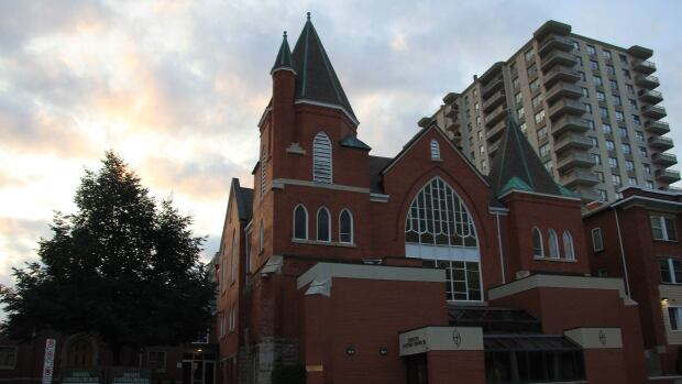 Trinity United Church in downtown Kitchener has announced it will not be providing overnight shelter as part of the Kitchener-Waterloo Out of the Cold program, which runs from November to April.