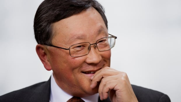 Consolidating the innovative technology in a group together will create new revenue streams, BlackBerry CEO John Chen said.