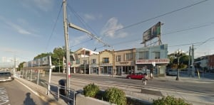 St Clair and Lansdowne