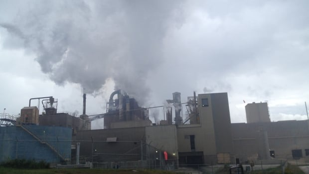 An emissions test on the Northern Pulp mill was performed on Monday, the results of which will take some time to analyze.