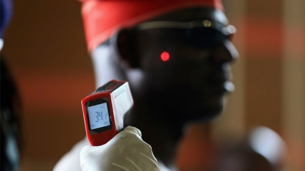 Canada and the U.S. recently announced new measures to try and detect Ebola that would include temperature screening of some airline passengers who arrive from the Ebola affected West African countries of Liberia, Guinea and Sierra Leone.
