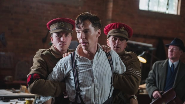 Benedict Cumberbatch stars as British mathematician Alan Turing in The Imitation Game.