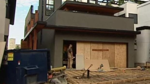 Edmonton city council is grappling with rules to reduce the impact of infill construction on neighbours.