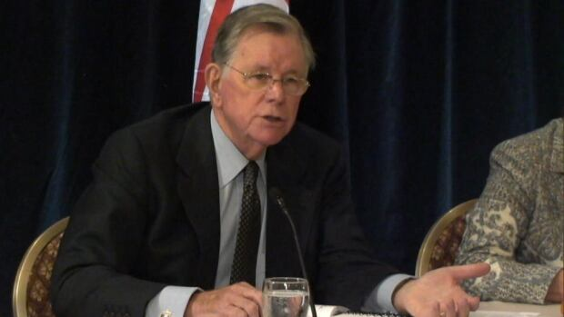 Clyde Wells, former premier and commissioner of the Bill 29 review committee, says the province may have been abusing its own laws when preventing the release of information.