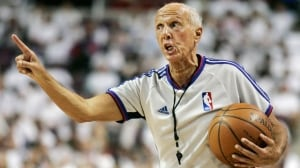 Veteran NBA referee Dick Bavetta is retiring after a 39-year career in which he never missed an assignment, officiating a record 2,635 consecutive regular-season games after starting his NBA career on Dec. 2, 1975.