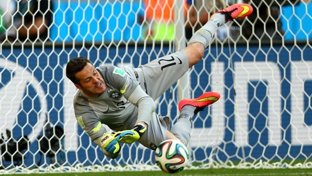 Brazilian international Julio Cesar is headed to Benfica on a two-year contract following a shortened stint with Queens Park.