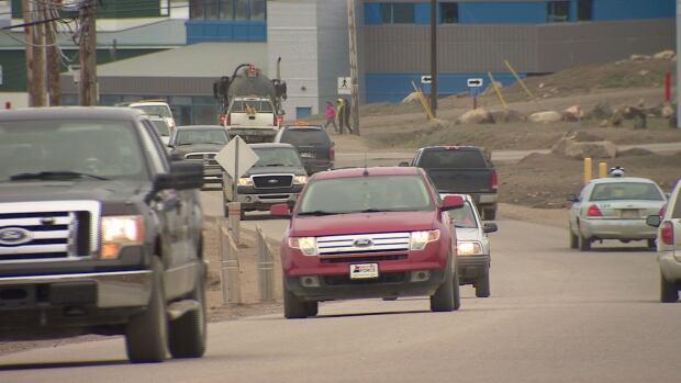 Iqaluit traffic