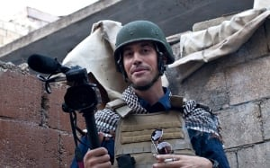 Journalist Slain James Foley