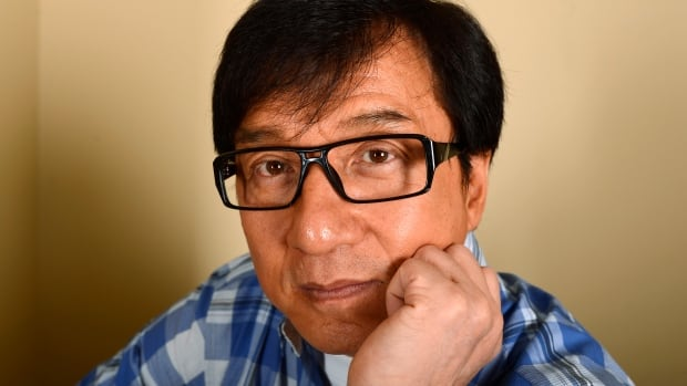 Jackie Chan expressed regret on behalf of his son, Jaycee, in his microblog on Wedndesday.