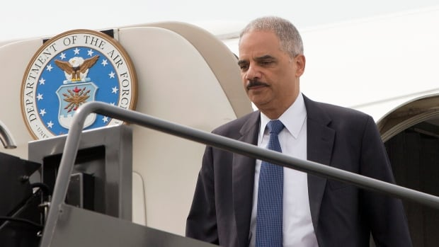 U.S. Attorney General Eric Holder said Wednesday that he understands the mistrust many have for the police and spoke of how he how has also been repeatedly stopped by officers who seemed to target him because of his race.
