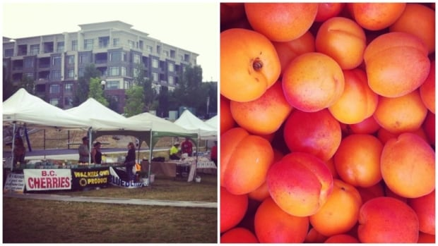 The Bridgeland Riverside Farmers' Market, one of the city's newest, just started this year at the Bridgeland Riverside Community Hall 917 Centre Ave. N.E.