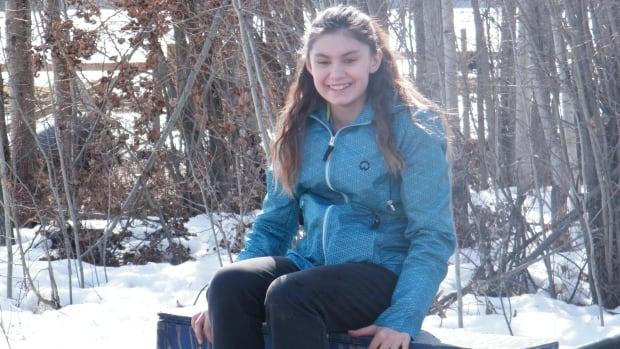 Rhoni Beaulieu, 16, died in a house fire in Fort Resolution, N.W.T., on Aug. 15.