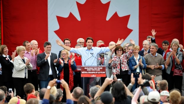 Justin Trudeau is fulfilling his mandate as Liberal leader - reinvigorating the party and readying it to challenge the Conservatives in 2015.