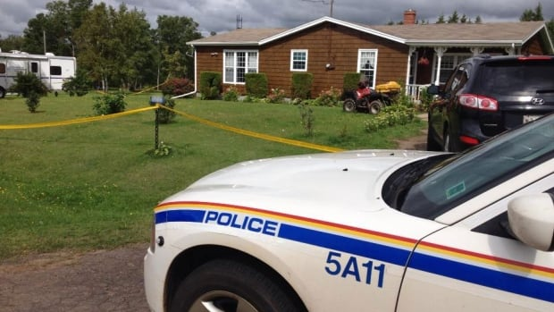 P.E.I. RCMP are investigating a double homicide on St. Mary's Road, south of Montague.
