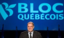 Bloc Quebecois Leader 20140614