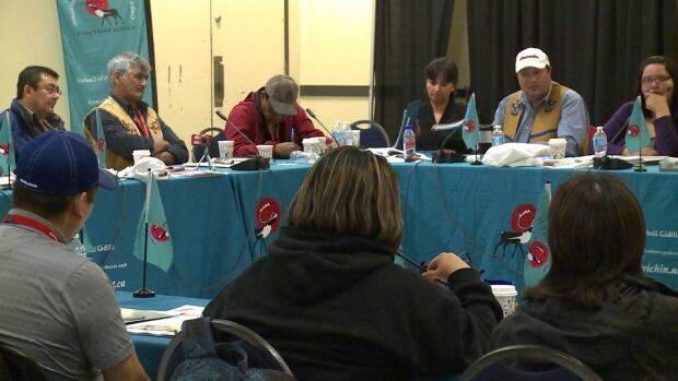 An independent auditor presented a clean audit to the Gwich'in Tribal Council general assembly in Inuvik, but delegates still have questions about financial mismanagement.