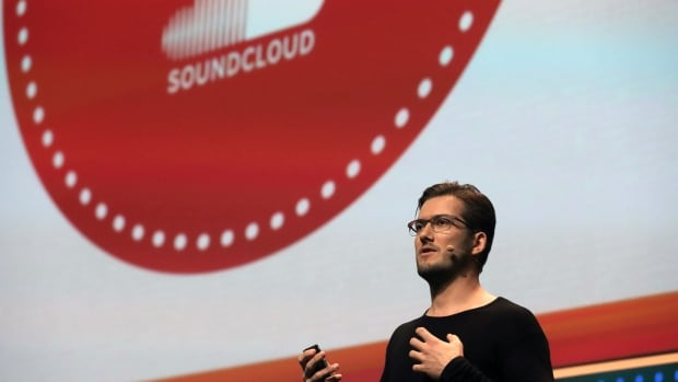 SoundCloud CEO Alexander Ljung said there are plans to introduce a subscription service so users can skip ads.