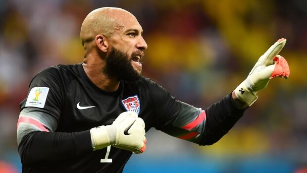 U.S. goalkeeper Tim Howard produced a legendary performance in the Americans knockout stage loss to Belgium at the FIFA World Cup. The 35-year-old has decided to take a year off from international play.