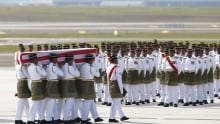 Malaysia Bodies Returned