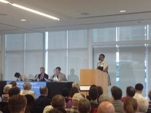 Candidates prepare for Heritage Toronto debate
