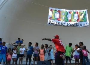 Irie Music festival