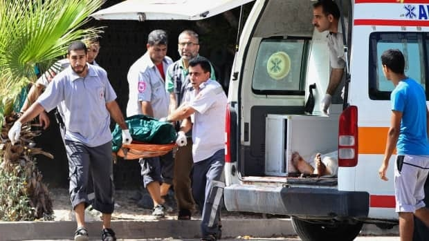 Hamas executes more suspected informers