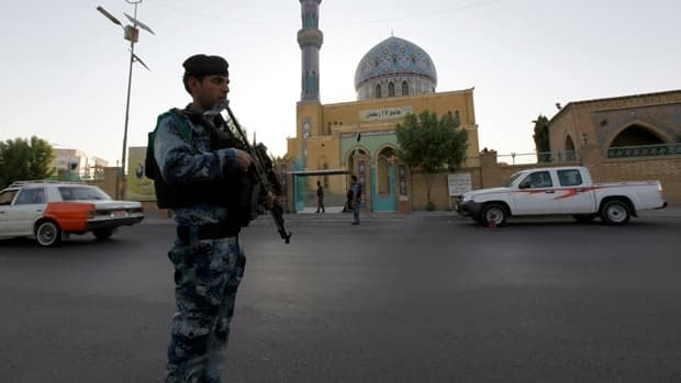 Mosque attack kills at least 64