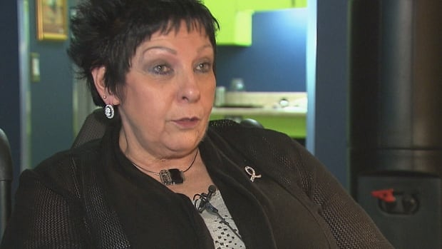 Linda Gauthier filed a human rights complaint after she was told by several clinics that they could not perform mammograms on women in wheelchairs.