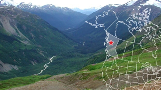 The proposed Kerr-Sulphurets-Mitchell gold and copper mine in northwestern B.C. is causing Alaska concern due to its size and proximity to the Unuk River system, which also flows into Alaska.
