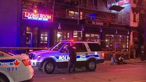 Elgin Street stabbing death