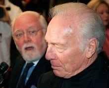 Attenborough and Plummer