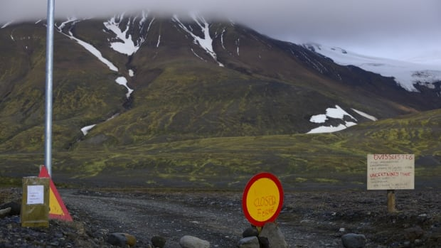 Iceland's aviation alert level has been raised to red, the highest possible level, after a small eruption was detected Friday.