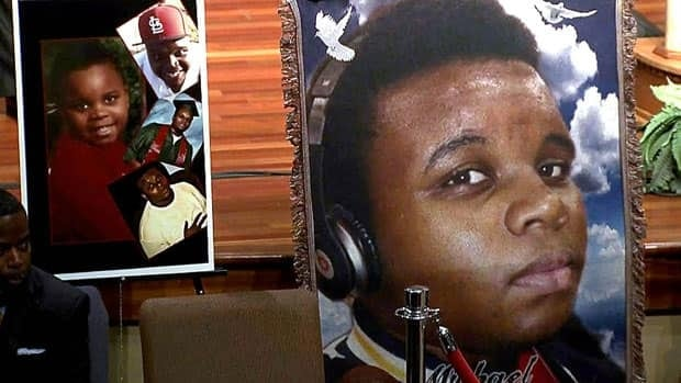 Michael Brown funeral highlights