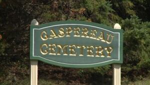 Gaspereau Cemetery