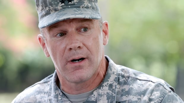"Army Maj. Gen. Stephen Lyons said the situation ""could've been worse."""