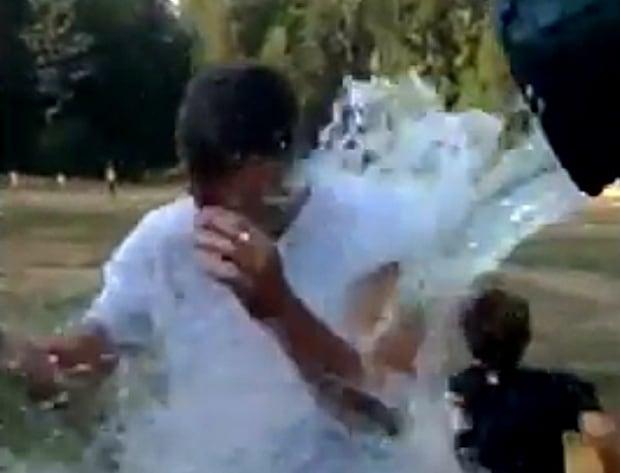 Ice Bucket Challenge - Vancouver Mayor Gregor Robertson - Twitter